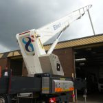 MEWP for hire with operator in Sheffield