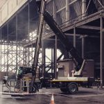 Access platform hire for heavy industry sites