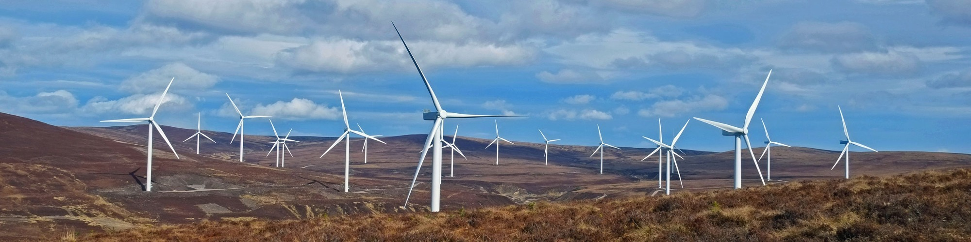Access platform solutions for wind turbine maintenance in the Scottish Highlands
